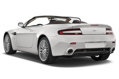 Aston Martin Vantage - Cabrio (2007 - heute) 2 Türen seitlich hinten