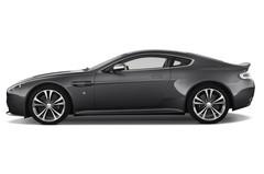 Aston Martin Vantage - Coupé (2006 - heute) 3 Türen Seitenansicht