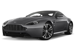 Aston Martin Vantage - Coupé (2006 - heute) 3 Türen seitlich vorne mit Felge