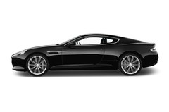 Aston Martin Virage - Coupé (2011 - 2012) 2 Türen Seitenansicht