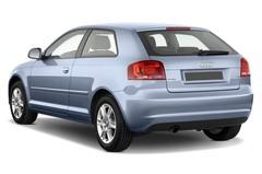 Audi A3 - Kompaktklasse (2003 - 2012) 3 Türen seitlich hinten