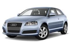 Audi A3 - Kompaktklasse (2003 - 2012) 3 Türen seitlich vorne mit Felge