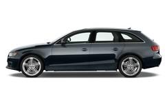 Audi A4 Avant Kombi (2007 - 2015) 5 Türen Seitenansicht