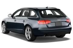 Audi A4 Avant Kombi (2007 - 2015) 5 Türen seitlich hinten