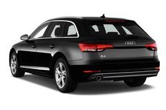Audi A4 Sport Kombi (2015 - heute) 5 Türen seitlich hinten
