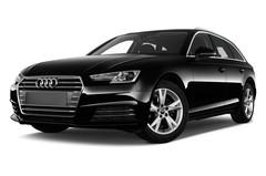 Audi A4 Sport Kombi (2015 - heute) 5 Türen seitlich vorne mit Felge