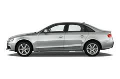 Audi A4 Ambition Limousine (2007 - 2015) 4 Türen Seitenansicht