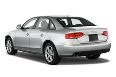 Audi A4 Ambition Limousine (2007 - 2015) 4 Türen seitlich hinten