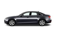 Audi A4 Sport Limousine (2015 - heute) 4 Türen Seitenansicht