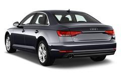 Audi A4 Sport Limousine (2015 - heute) 4 Türen seitlich hinten