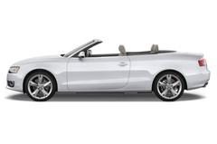 Audi A5 - Cabrio (2009 - 2016) 2 Türen Seitenansicht
