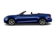 Audi A5 Sport Cabrio (2016 - heute) 2 Türen Seitenansicht
