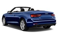 Audi A5 Sport Cabrio (2016 - heute) 2 Türen seitlich hinten