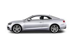 Audi A5 Sport Coupé (2016 - heute) 2 Türen Seitenansicht