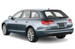 Audi A6 - Kombi (2004 - 2011) 5 Türen seitlich hinten