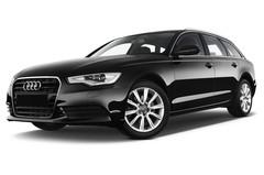 Audi A6 - Kombi (2011 - heute) 5 Türen seitlich vorne mit Felge