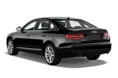 Audi A6 - Limousine (2004 - 2011) 4 Türen seitlich hinten