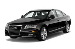 Audi A6 - Limousine (2004 - 2011) 4 Türen seitlich vorne