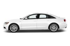 Audi A6 - Limousine (2011 - heute) 4 Türen Seitenansicht