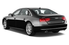 Audi A8 L Limousine (2009 - heute) 4 Türen seitlich hinten