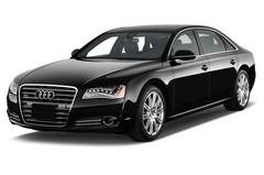 Audi A8 L Limousine (2009 - heute) 4 Türen seitlich vorne