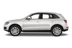 Audi Q5 - SUV (2008 - 2016) 5 Türen Seitenansicht