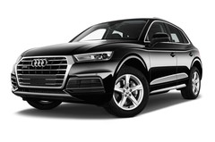 Audi Q5 Sport SUV (2017 - heute) 5 Türen seitlich vorne mit Felge