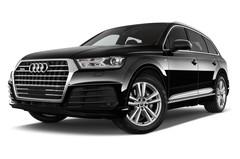 Audi Q7 - SUV (2015 - heute) 5 Türen seitlich vorne mit Felge