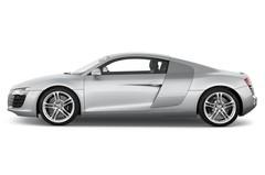 Audi R8 - Coupé (2007 - 2015) 2 Türen Seitenansicht