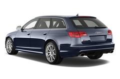 Audi RS6 - Kombi (2008 - 2010) 5 Türen seitlich hinten