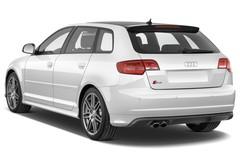 Audi S3 - Kompaktklasse (2006 - 2012) 5 Türen seitlich hinten