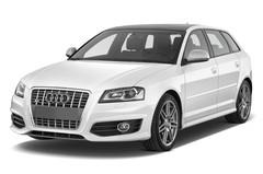 Audi S3 - Kompaktklasse (2006 - 2012) 5 Türen seitlich vorne