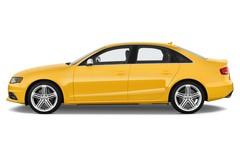 Audi S4 - Limousine (2008 - 2015) 4 Türen Seitenansicht
