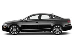 Audi S6 - Limousine (2006 - 2010) 4 Türen Seitenansicht