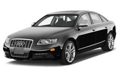 Audi S6 - Limousine (2006 - 2010) 4 Türen seitlich vorne