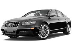 Audi S6 - Limousine (2006 - 2010) 4 Türen seitlich vorne mit Felge