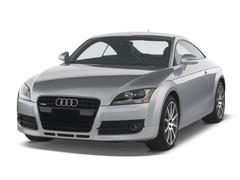 Audi TT - Coupé (2006 - 2014) 3 Türen seitlich vorne