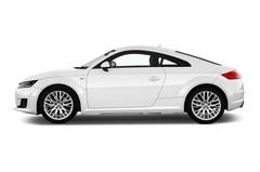 Audi TT - Coupé (2014 - heute) 3 Türen Seitenansicht