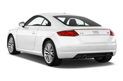 Audi TT - Coupé (2014 - heute) 3 Türen seitlich hinten