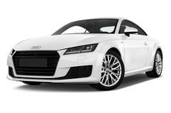 Audi TT - Coupé (2014 - heute) 3 Türen seitlich vorne mit Felge