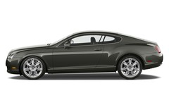 Bentley Continental GT - Coupé (2003 - 2011) 2 Türen Seitenansicht