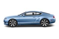 Bentley Continental GT V8 4Wd At Coupé (2011 - heute) 2 Türen Seitenansicht