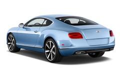 Bentley Continental GT V8 4Wd At Coupé (2011 - heute) 2 Türen seitlich hinten