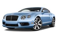Bentley Continental GT V8 4Wd At Coupé (2011 - heute) 2 Türen seitlich vorne mit Felge