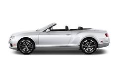 Bentley Continental GTC - Cabrio (2011 - heute) 2 Türen Seitenansicht