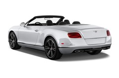 Bentley Continental GTC - Cabrio (2011 - heute) 2 Türen seitlich hinten