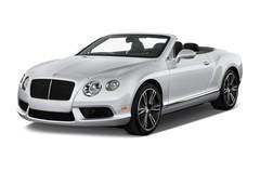 Bentley Continental GTC - Cabrio (2011 - heute) 2 Türen seitlich vorne