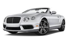 Bentley Continental GTC - Cabrio (2011 - heute) 2 Türen seitlich vorne mit Felge