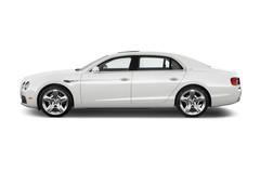 Bentley Flying Spur - Limousine (2013 - heute) 4 Türen Seitenansicht