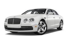Bentley Flying Spur - Limousine (2013 - heute) 4 Türen seitlich vorne mit Felge